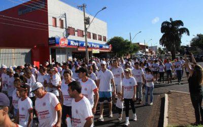 5ª Caminhada Solidária – 2013