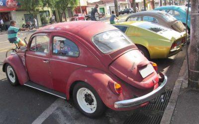 3º Pit Stop River – Encontro de carros antigos e exóticos