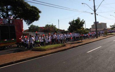 4ª Caminhada Solidária – 2012
