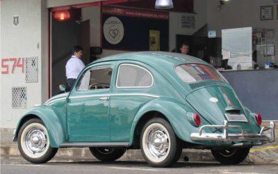 Relíquias Automotivas | Fusca 1200 64