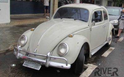 Relíquias Automotivas | Fusca 1200 66 Sr. Moacyr