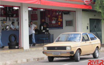Relíquias Automotivas | Gol BX ano 1980 de Murilo