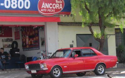 Reliquias Automotivas | Opala 77 Maxwell