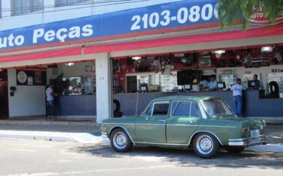 Reliquias Automotivas | Volkswagen 1600 Zé do Caixao ano 69 de José Anício