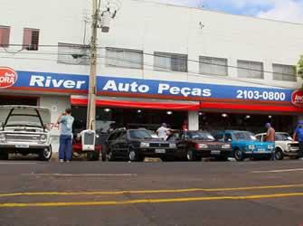 Encontro de carros antigos e exóticos #PitStopRiver