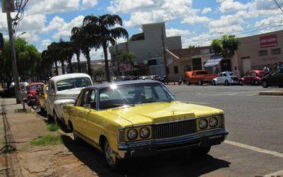 1º Pit Stop – Encontro de carros antigos e exóticos