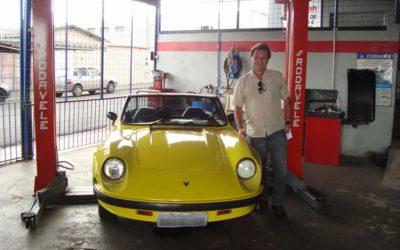 Reliquias Automotivas – Volkswagen Puma GTC 1981