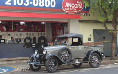 Relíquias Automotivas | Ford Cor: Cinza – Ano: 1929