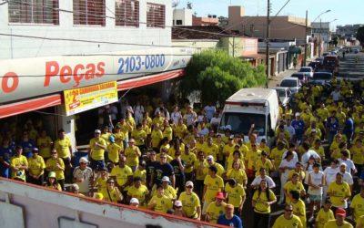 2ª Caminhada Solidária – 2010