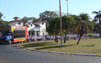 3ª Caminhada Solidária – 2011