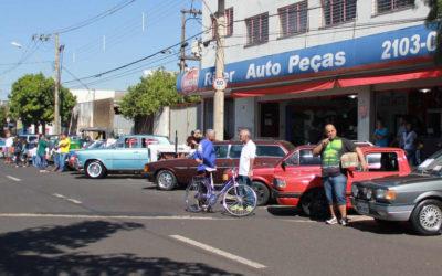 8º Pit Stop River – Encontro de carros antigos e exóticos